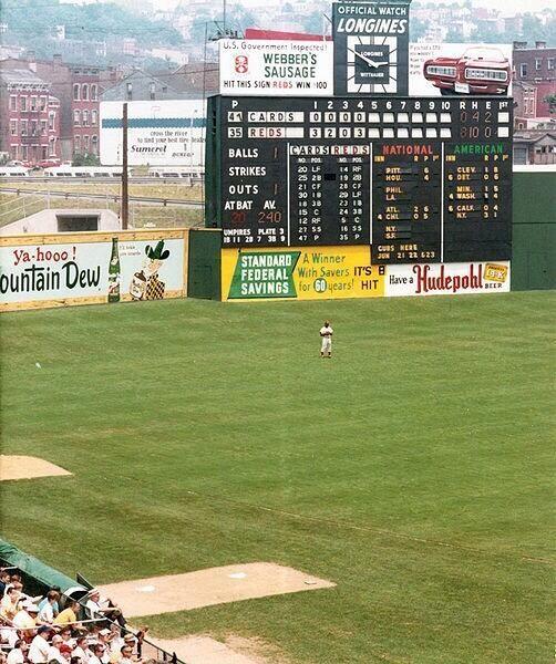 Ranking The 10 Best Mlb Stadium Backdrops Mlb Stadiums Washington Park Baseball