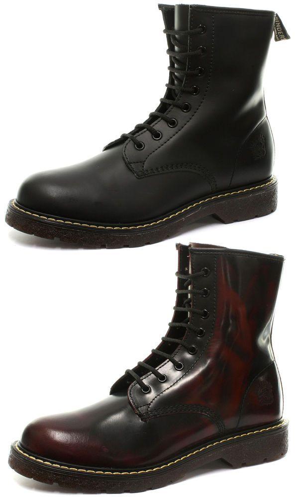 Cedric, Mens Combat Boots Grinders