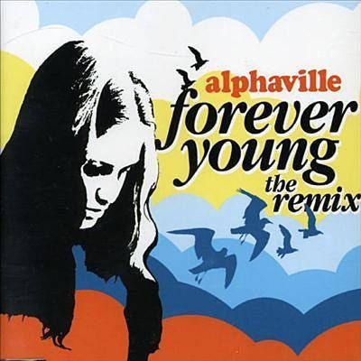 I just used Shazam to discover Forever Young by Alphaville. http://shz.am/t326216