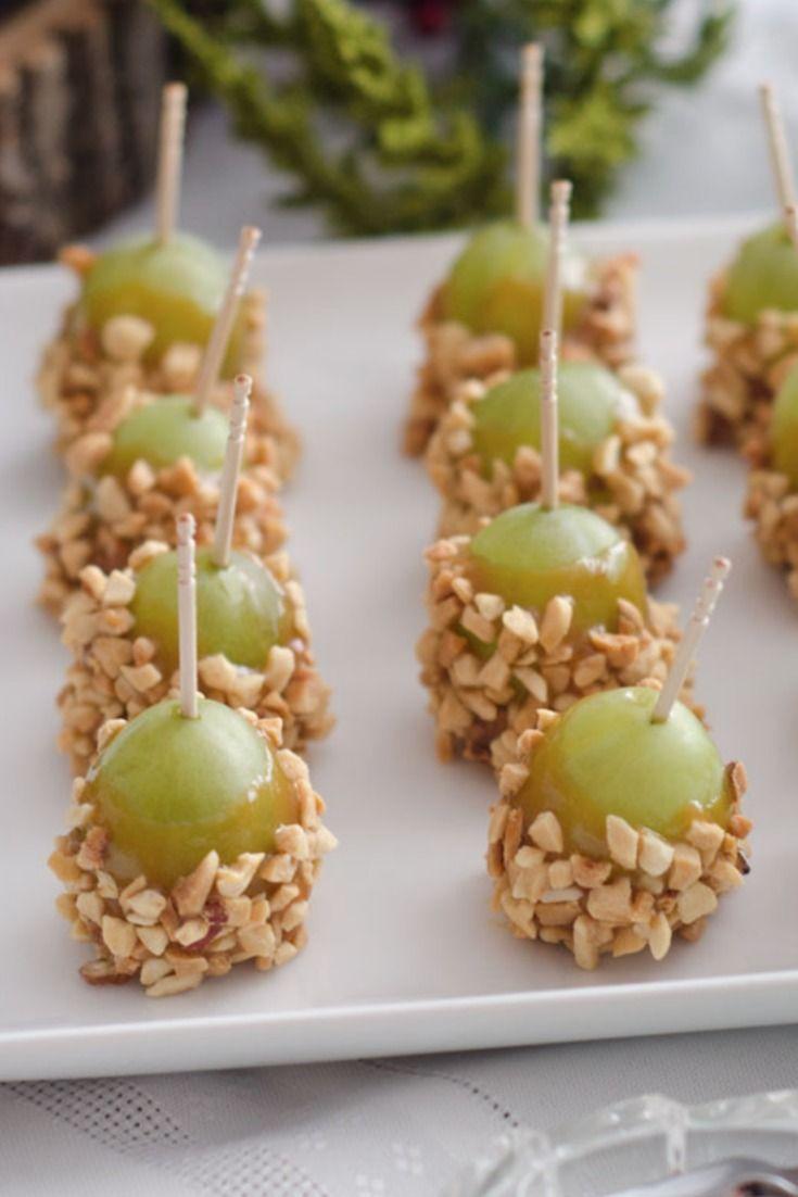 Caramel apple grapes   Recipe by: Lehi Valley Trading Company of Mesa (inspired …