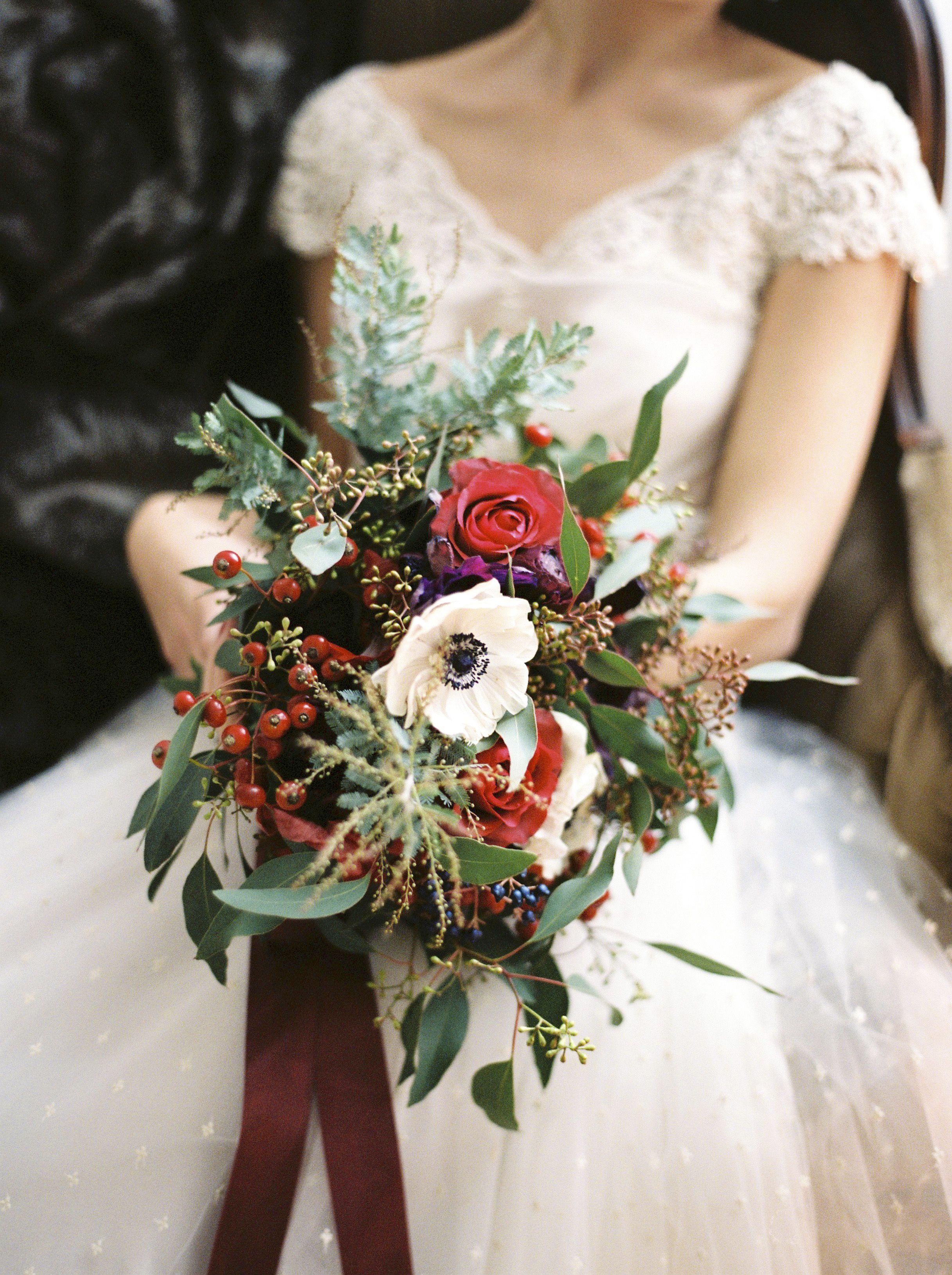A Very Beloved Wedding Destination Wedding Planner Event Design Christmas Wedding Inspiration Winter Bridal Bouquets Winter Wedding Planning