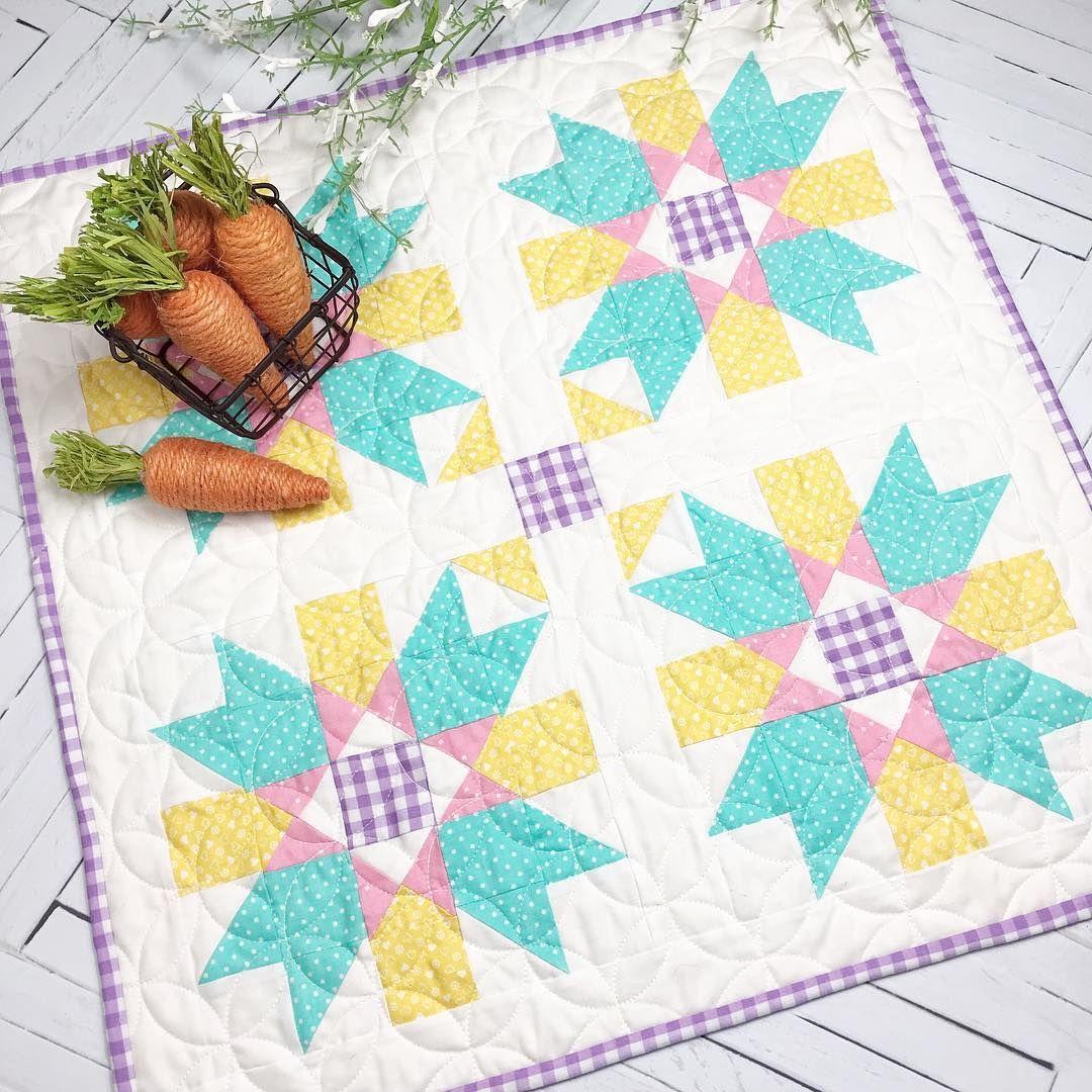 Spring Star Table Topper Kit