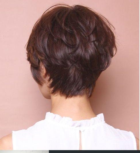 Pin Von Linda Bartrom Auf Hairstyles Haarschnitt Kurz Coole Frisuren Kurzhaarschnitte
