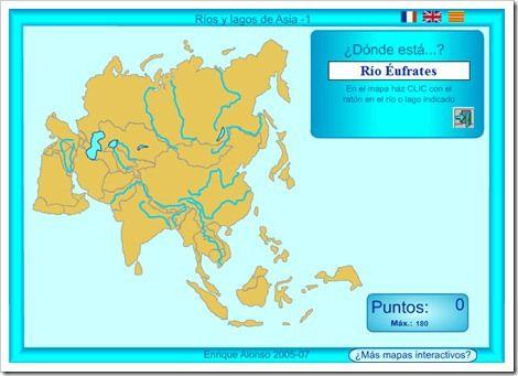 Mapa Fisico De Asia Interactivo.Resultado De Imagen De Ubicacion En El Mapa De Asia De Rios Mapa De Asia Mapas Mapa Interactivo