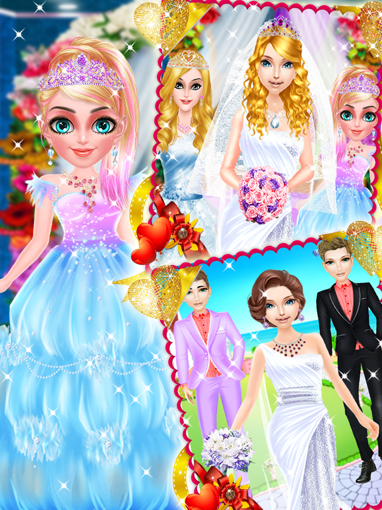 Real Princess Wedding Makeup Game For Girls Princess Wedding Wedding Makeup Wedding Planner Games