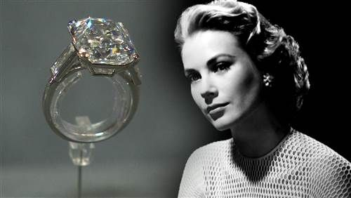 U003c3Grace Kelly,s Engagement Ring U003c3