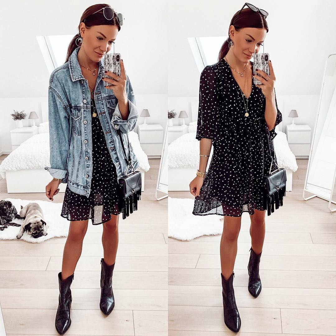 "Photo of FASHIONPUGLADY AV JAQUELINE på Instagram: ""#OOTD 🖤 | Annonse | Alle merker er koblet 🤗 Ha en fin kveld 🥰 #outfit #outfitpost #dailylook #dailyoutfit #wiwt # outfitblogger… """