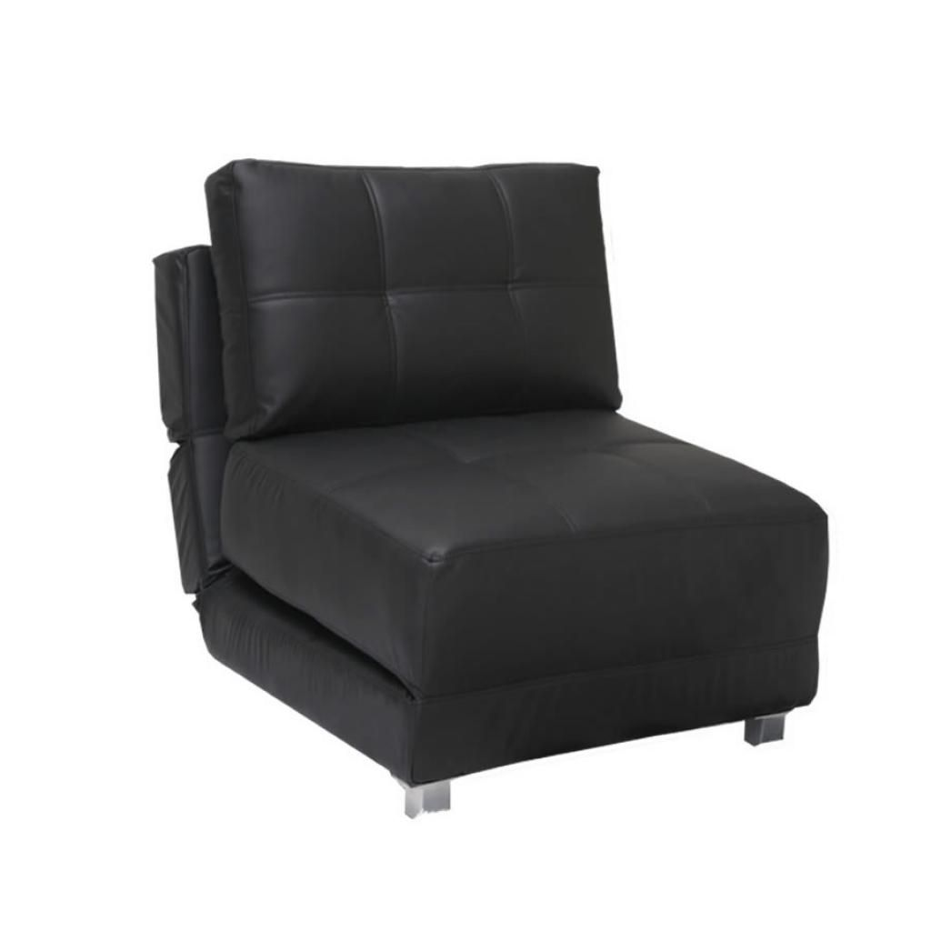 Twin futon chair design options