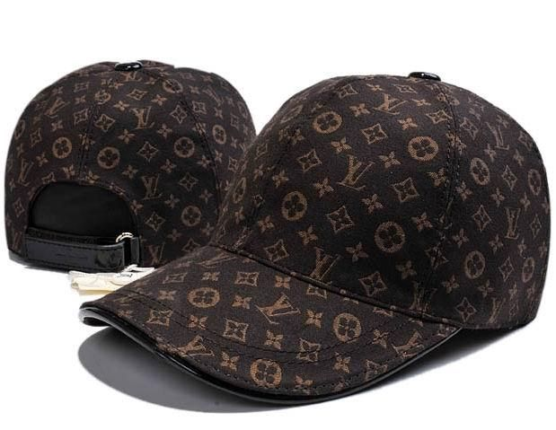 Louis Vuitton Monogram Baseball Cap  51d58abf3b