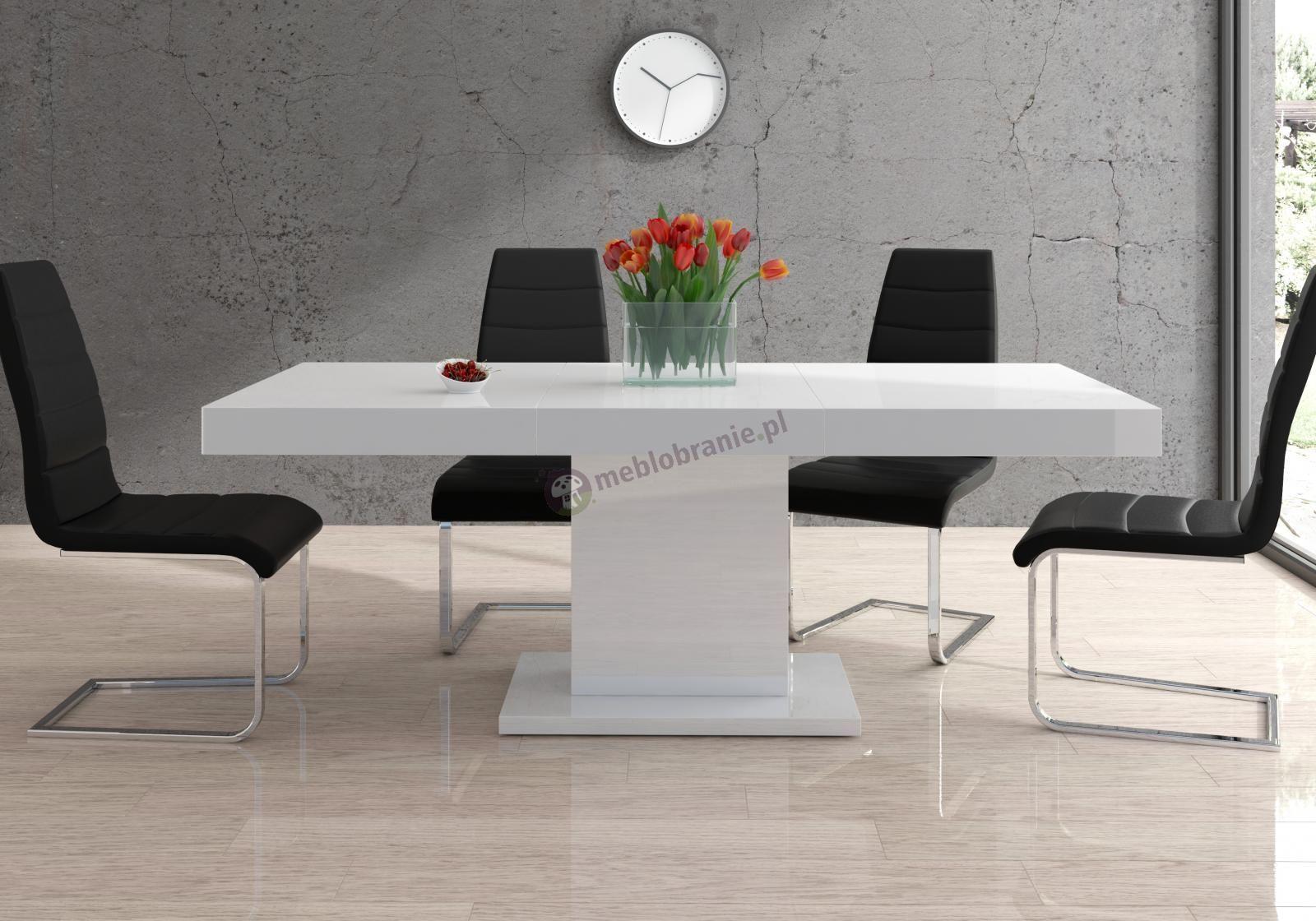 Stół Jadalny Wymiary Stół Do Jadalni Rozkładany Stół I