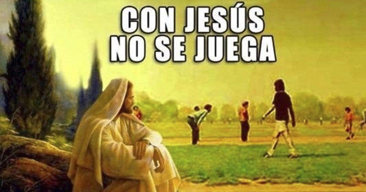 14 Memes De Semana Santa Que Haran Llorar A Cristo Memes De Jesus Memes Memes Religion