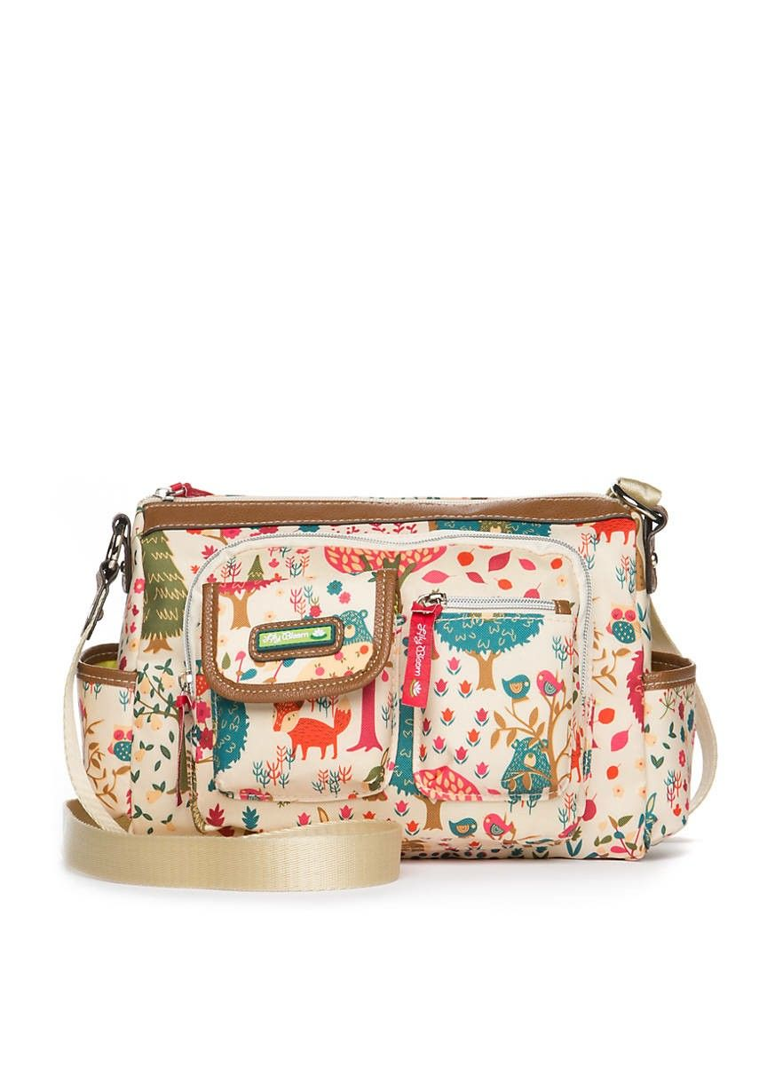 ca8219d644 Lily Bloom Libby crossbody bag in everyday adventure- eco friendly bags  made from recycled plastics