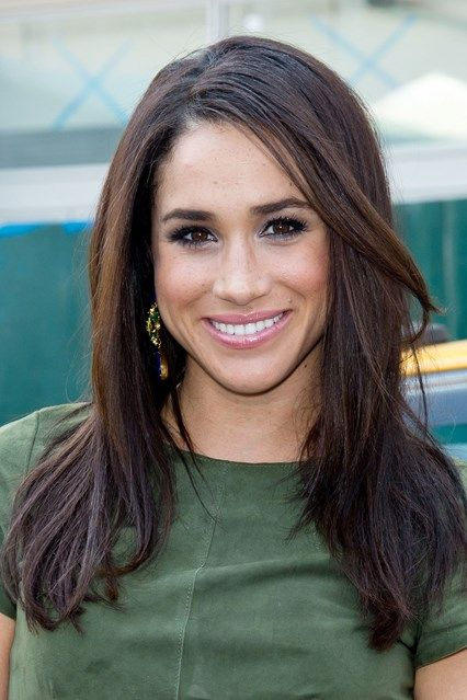 Meghan Markle: Her gorgeous hair & makeup moments ...