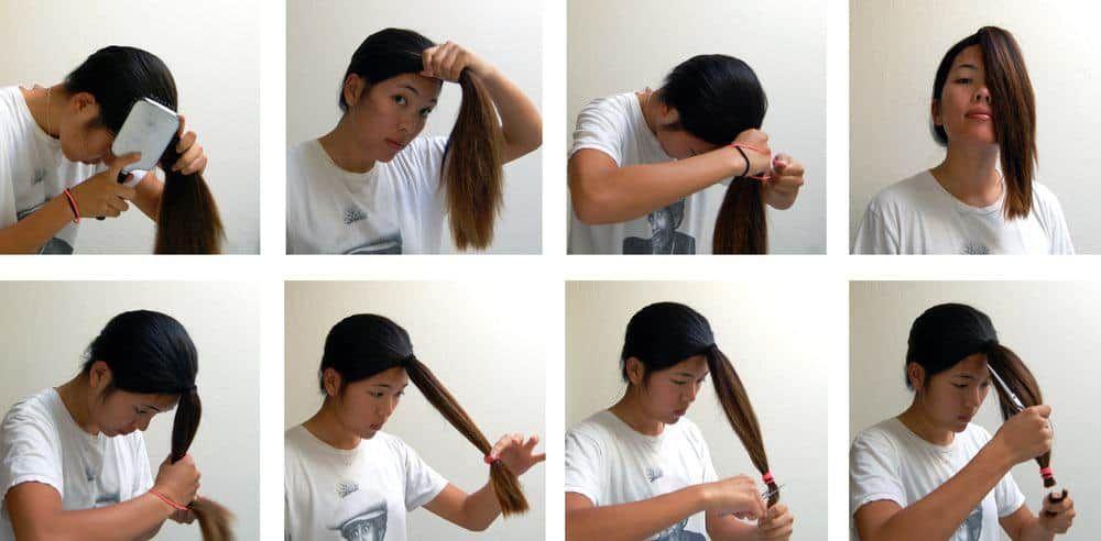 Pin On Diy Haircut Layers