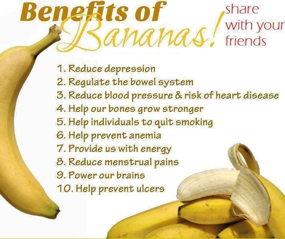Benefits Of Bananas Fruit With Images Banana Benefits Banana
