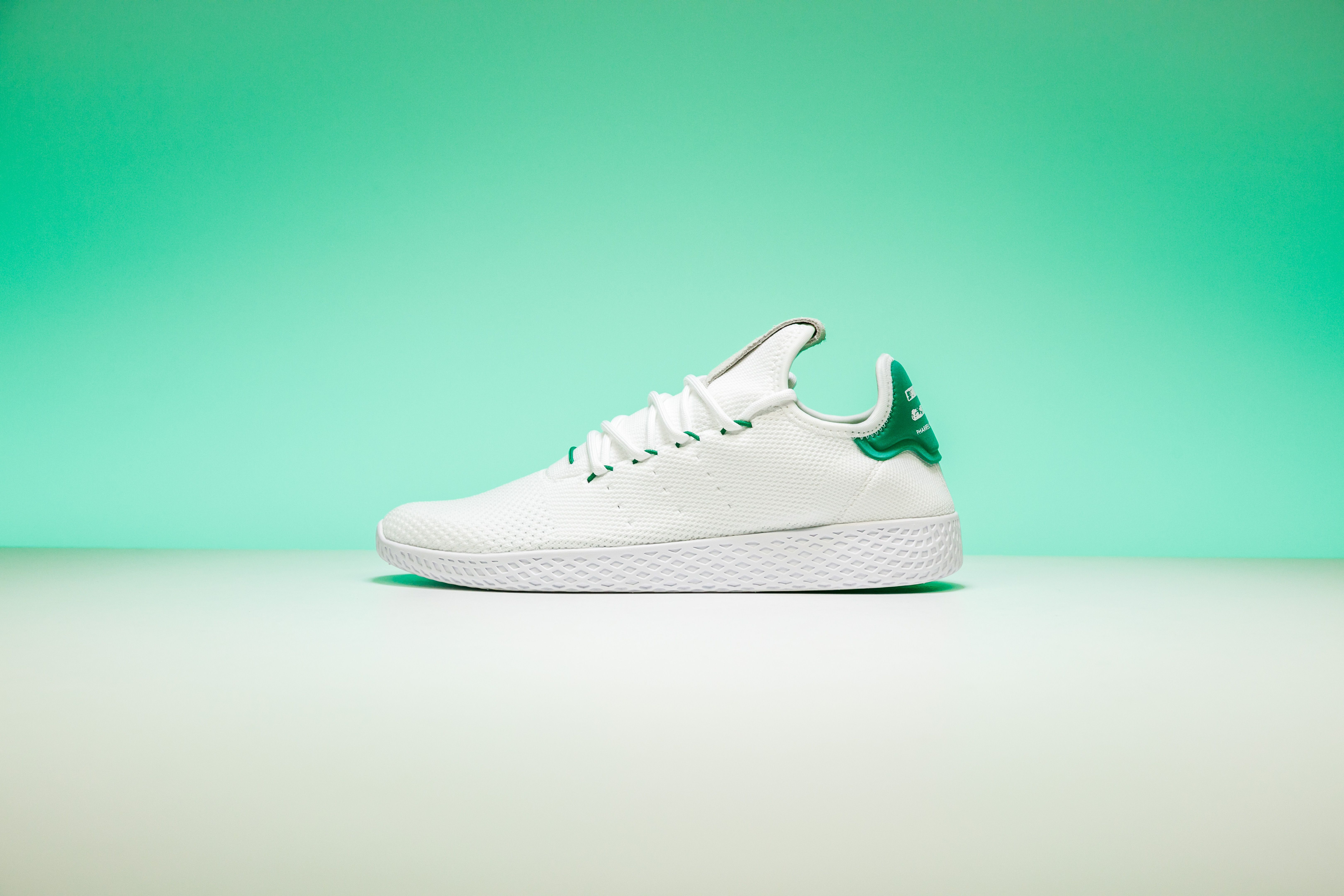 7161156a568a5 The iconic Stan Smith inspires Pharrell Williams  latest signature adidas  model