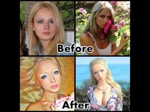Turned herself into a living Barbie, Valeria Lukyanova ...  Turned herself ...