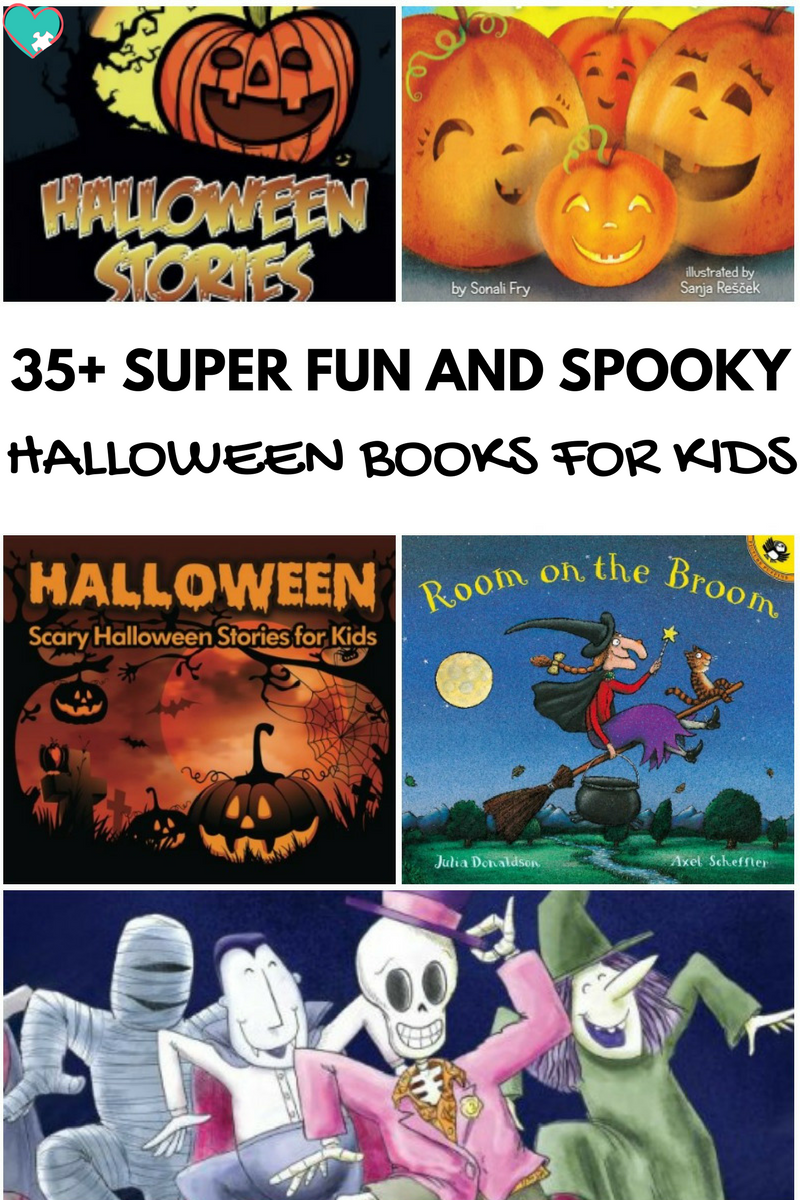 35 super fun and spooky halloween books for kids