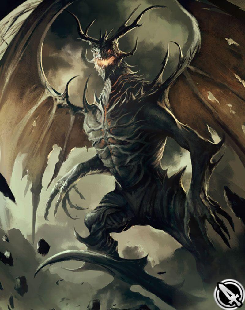 Fantasy Art Of Den Of Dragons