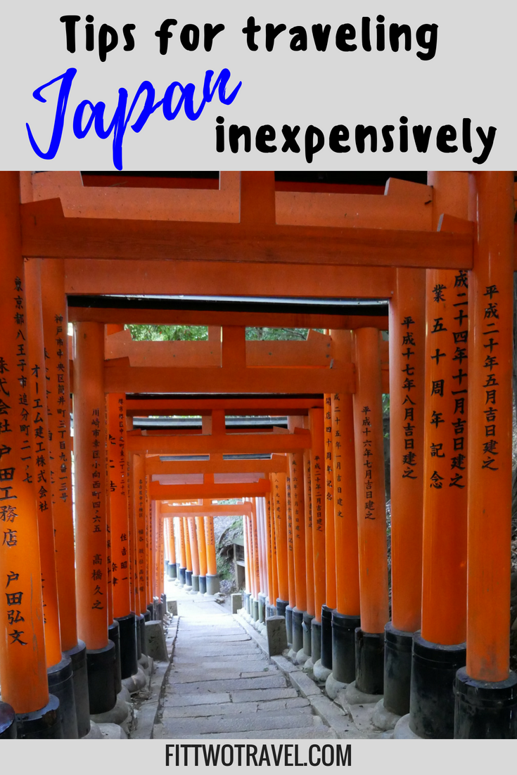 If You Re Wondering How Much A Trip To Japan Cost We Have All The Information Heres Our Travel Budget In Japan Plu Japan On A Budget Japan Travel Asia Travel
