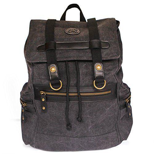 58f33dc23e38 www.amazon.com Eshops-Canvas-Backpack-Backpacks-College dp B00I5PZWTQ ...