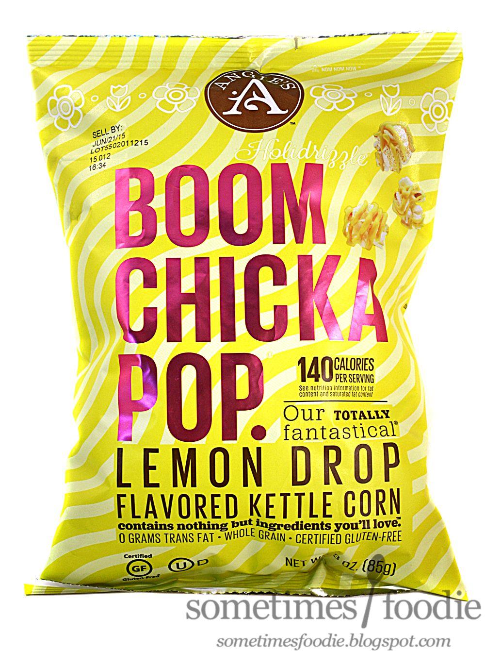 Boom chicka pop lemon drop kettle corn target marlton