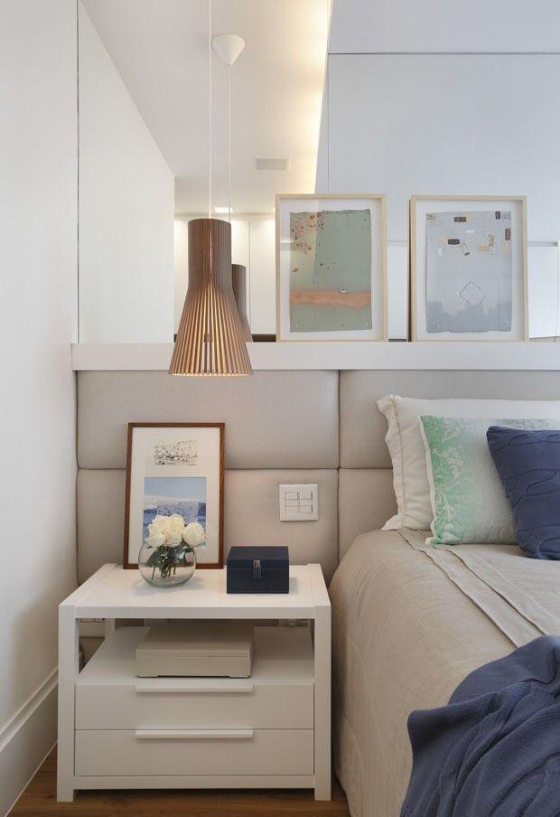 Apartamento Decorado Brasileiro, Blog Achados De Decoração · Master RoomBed RoomBedroom  DecorBedroom ... Part 95