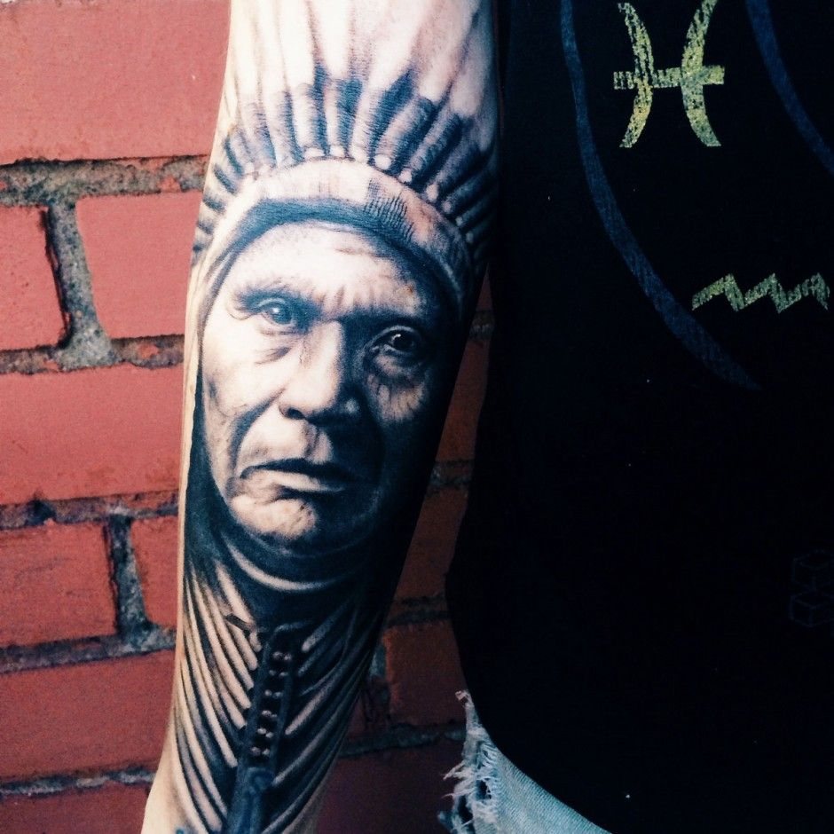 2c13261819dd8 12 of my travel tattoos and the stories behind the Chief Seattle