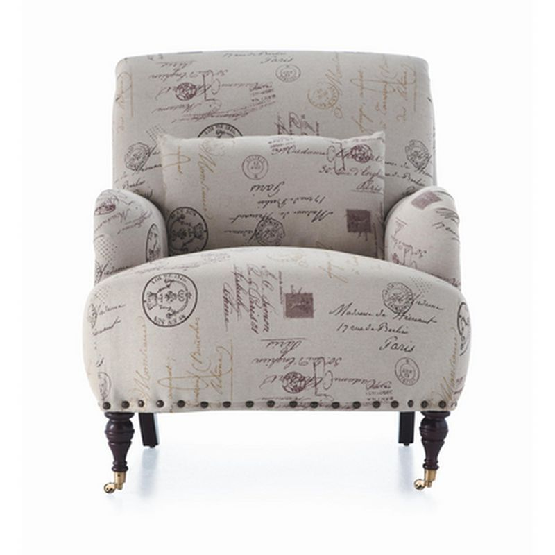 Incredible Whole Home Md Dancer Accent Chair Sears Sears Dailytribune Chair Design For Home Dailytribuneorg
