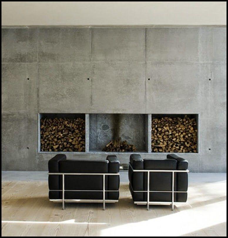 Paredes decoradas en concreto paredes concreto - Cemento decorativo para paredes ...