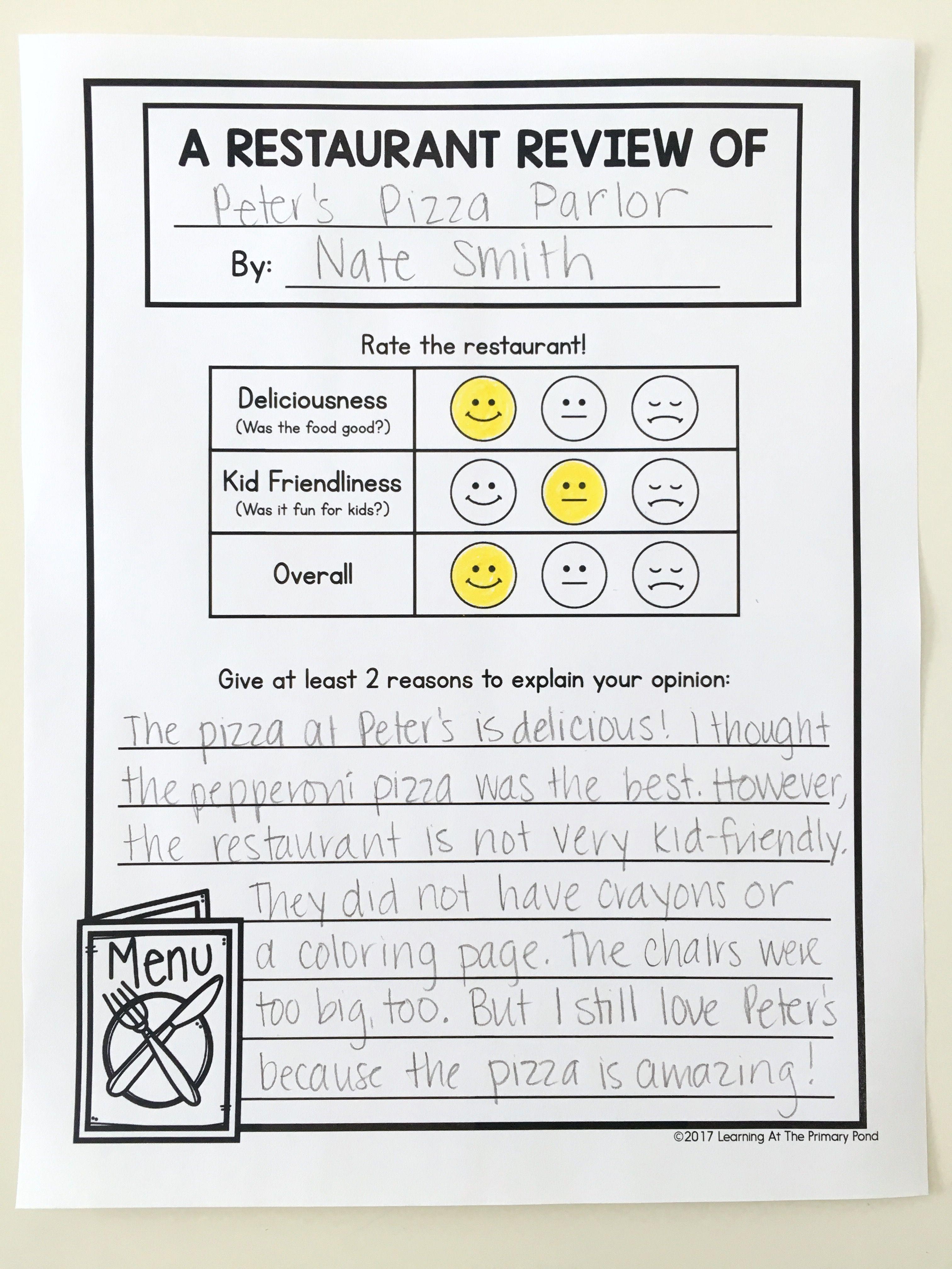 Writing Center Activities for First Grade | Pinterest | Writing ...