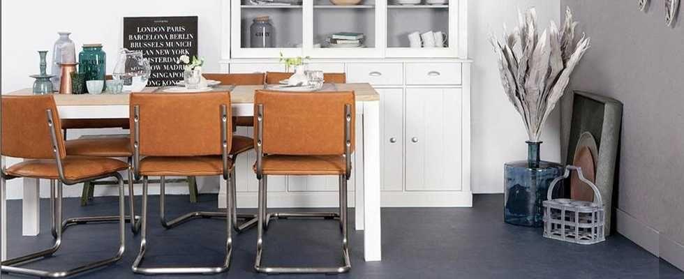 Creëer een bijzonder eetkamer/hoek met Rivièra Maison meubels in ...