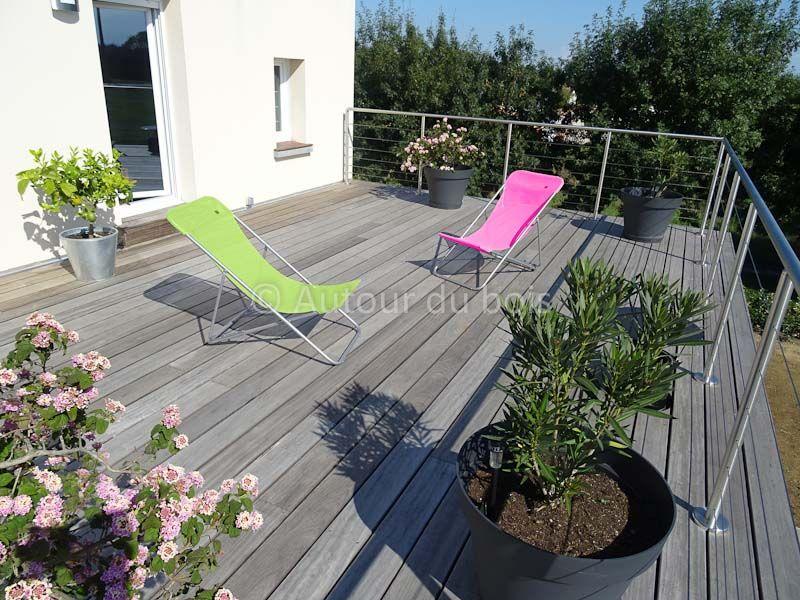 faire une terrasse suspendue beautiful comment faire terrasse beton with faire une terrasse. Black Bedroom Furniture Sets. Home Design Ideas