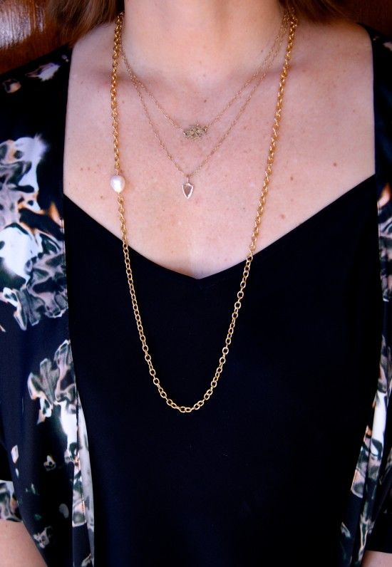 ExVoto Vintage Carolina Necklace