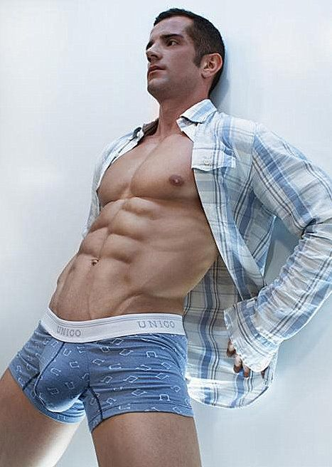 Hot sexy muscular men