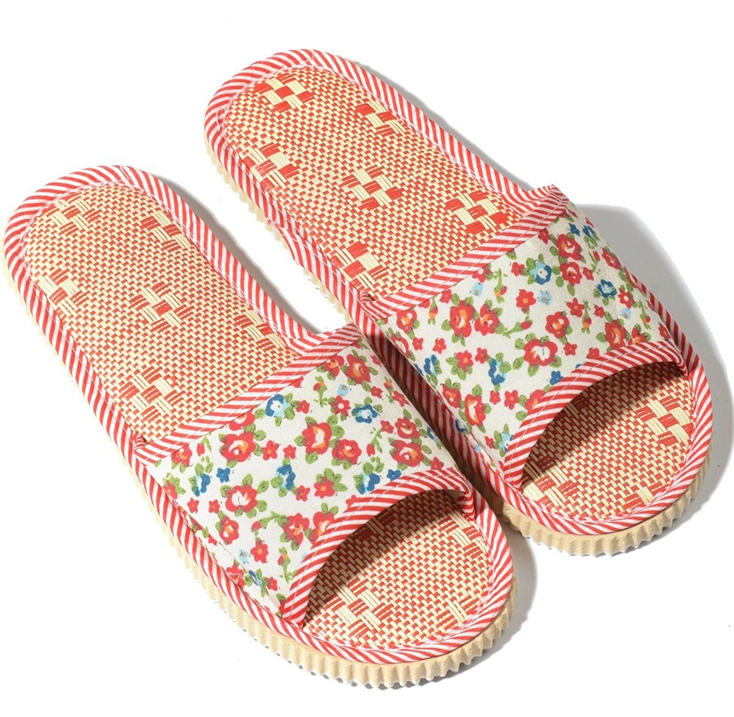 fd8293ef3d182 ST Womens Comfortable Fashion Cute Wedge Flip Flops Platform Slippers Thong  Shoes(Multi Colours Sizes)     Want additional info  Click on the image.