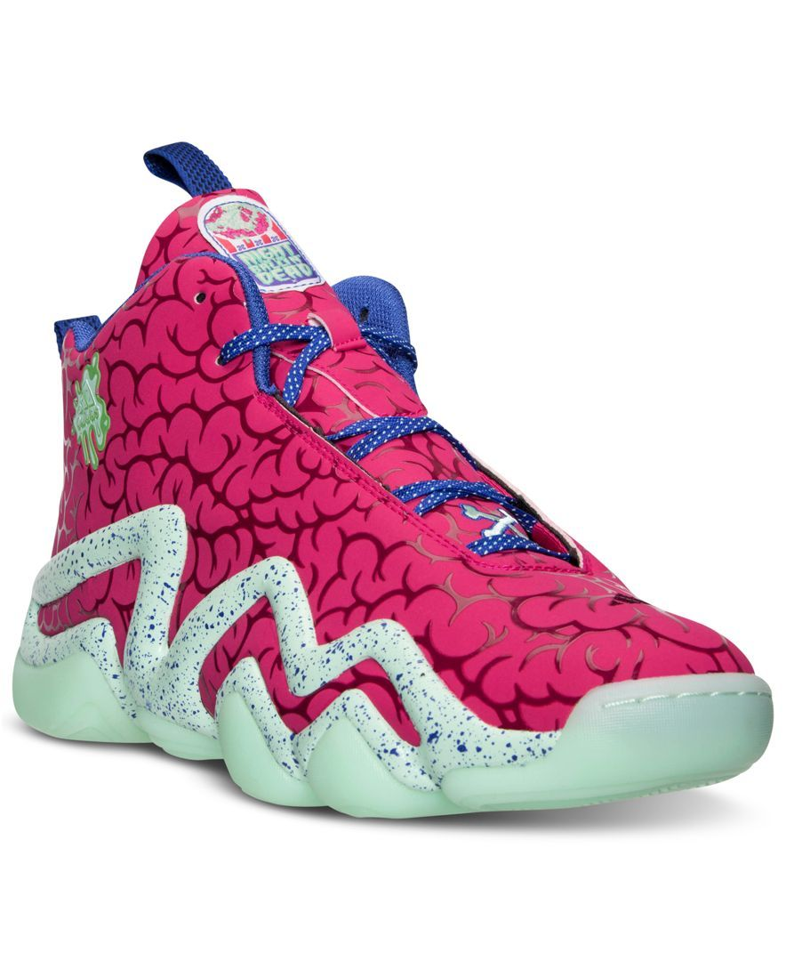 outlet store 739ab a3c1c adidas Men s Crazy 8 Basketball Sneakers from Finish Line