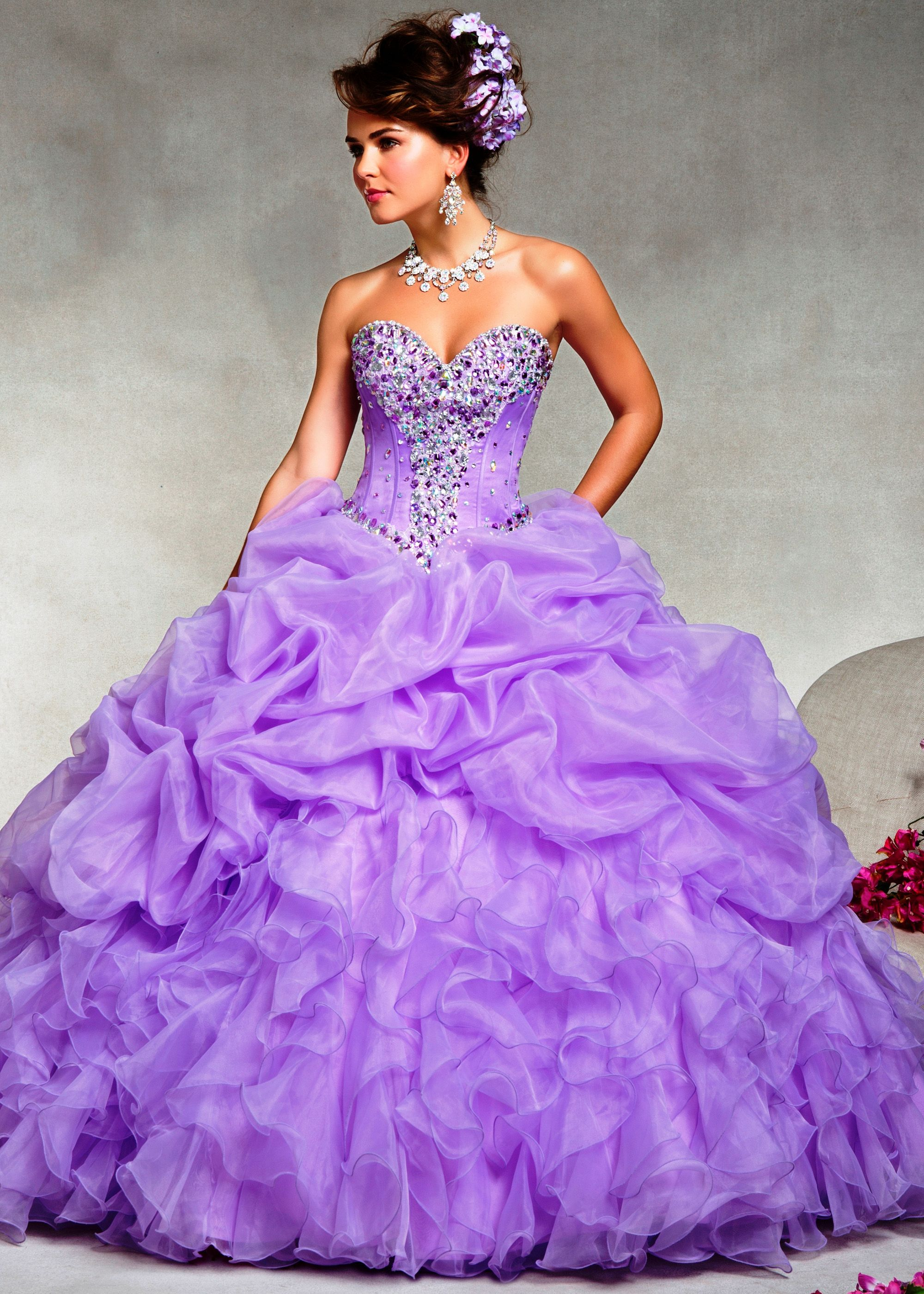 Vizcaya by Mori Lee 88062 Beaded Ball Gown | Mori lee, Free shipping ...