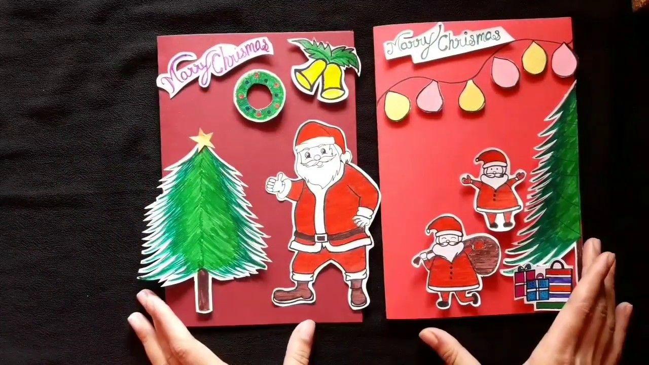 10 Top Image Christmas Day Ka Card In 2021 Christmas Cards Kids Christmas Greeting Cards Handmade Christmas Greeting Cards Diy