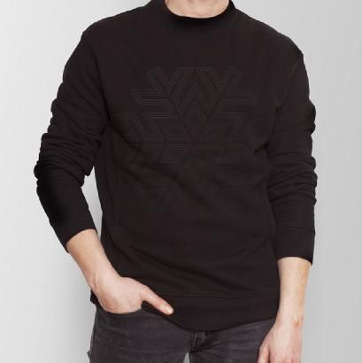 The Black Christmas Jumper. The alternative festive jumper for the style-conscious. blackchristmasjumper.squarespace.com