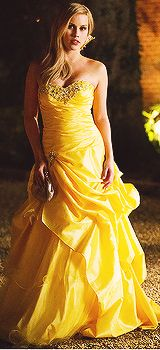 Rebekah at prom love her dress | Vampire Diary obsession ...