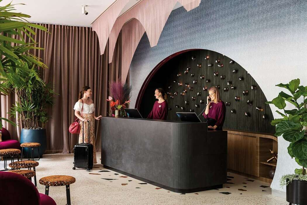 Future Home Interior Ovolo the Valley by Woods Bagot.Future Home Interior  Ovolo the Valley by Woods Bagot