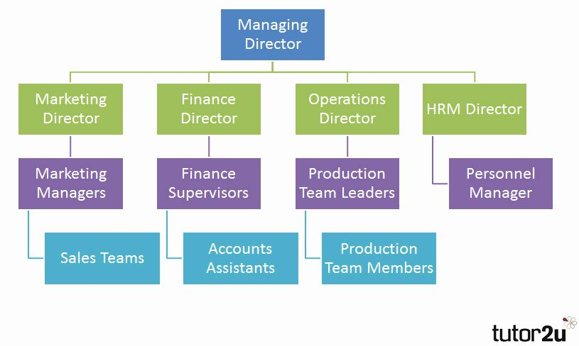 Personnel Organization Chart Organisational Chart For Tesco Business Hierarchy Chart Tesco Organizatio In 2020 Organization Chart Business Studies Organizational Chart