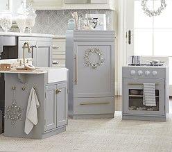 Nice Vanity Tables, Play Kitchens U0026 Play Kitchen Sets | Pottery Barn Kids