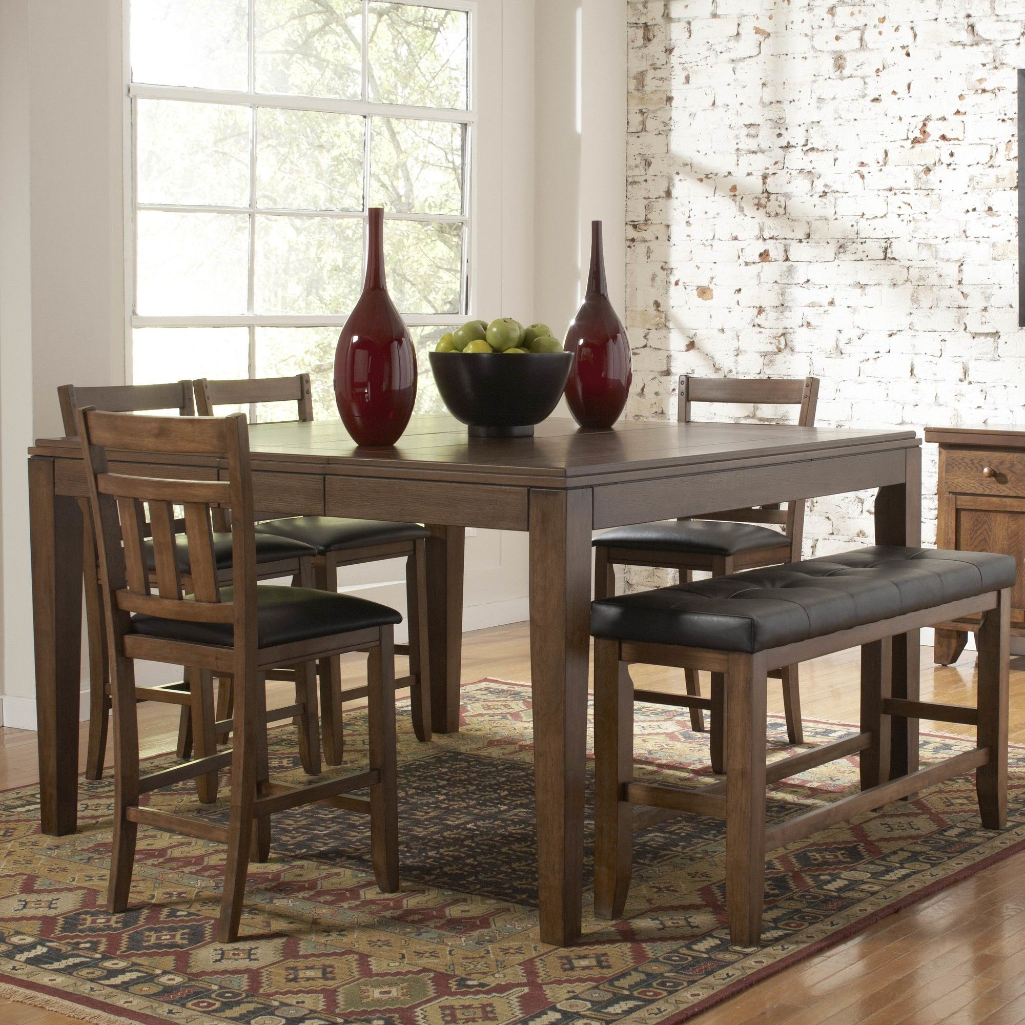 Kirtland Counter Height Dining Table Wayfair Counter Height