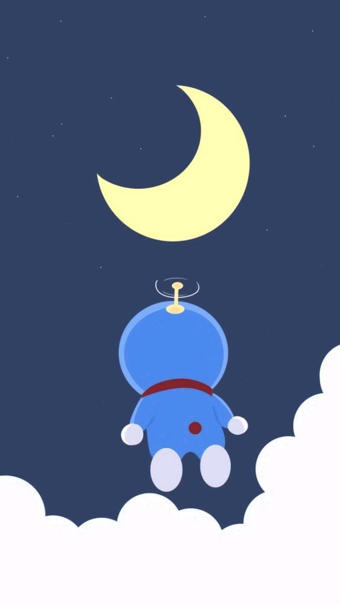 good night doraemon 😍   Pinterest