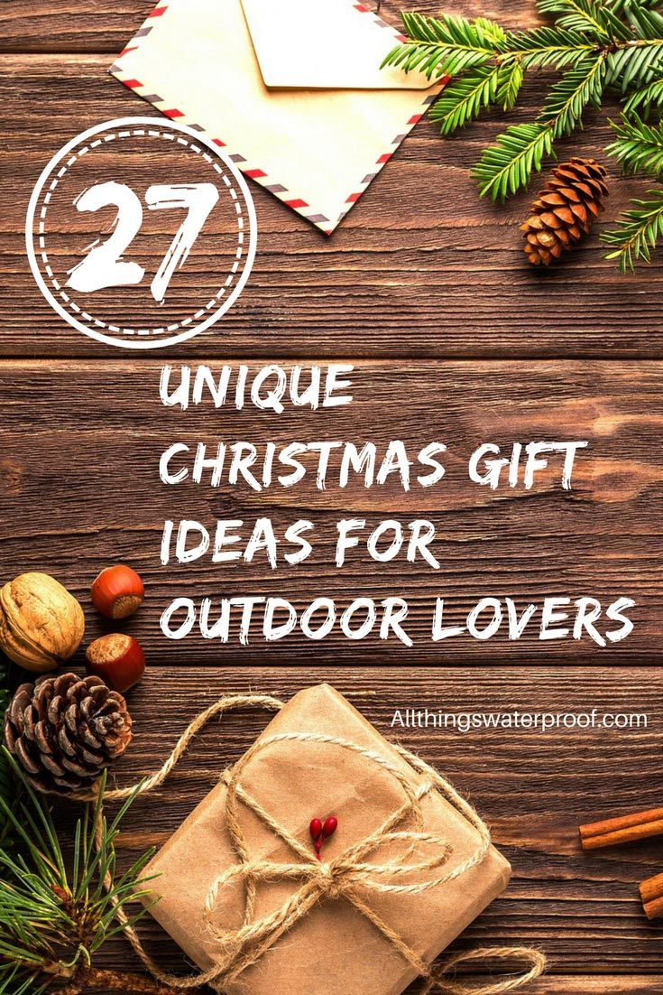 27 unique christmas gift ideas for outdoor lovers