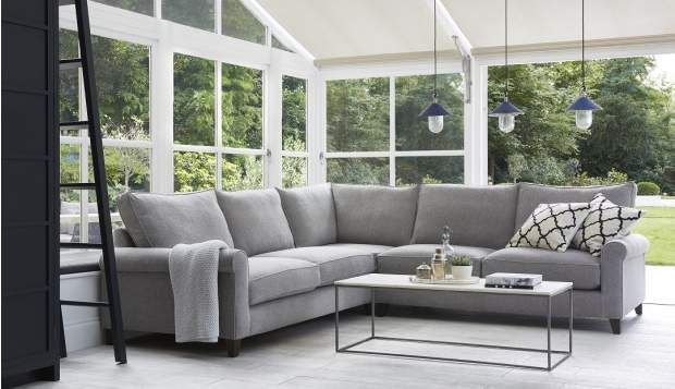 Dalby Corner Sofa in 2019 | sifa | Corner sofa uk, Corner ...