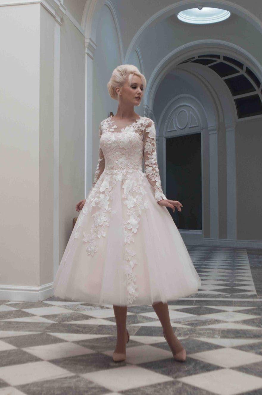 17 Amazing Wedding Dresses For Older Brides Ballerina Wedding Dress Long Wedding Dresses Blush Wedding Dress Lace [ 1325 x 880 Pixel ]
