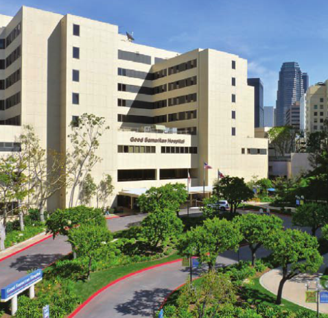 Los Angeles Downtown News For Everything Downtown L A Best Hospitals Good Samaritan Hospital Downtown